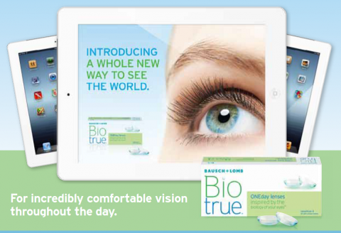 Win an iPad with Eye Contact Opticians