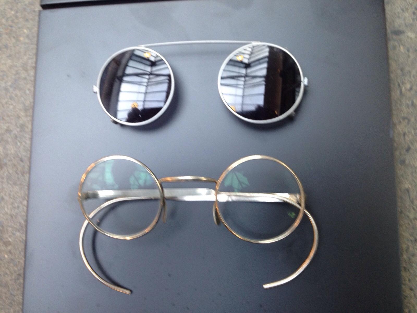 Clip on sunglasses | Eye Contact Opticians, Liverpool Street, London