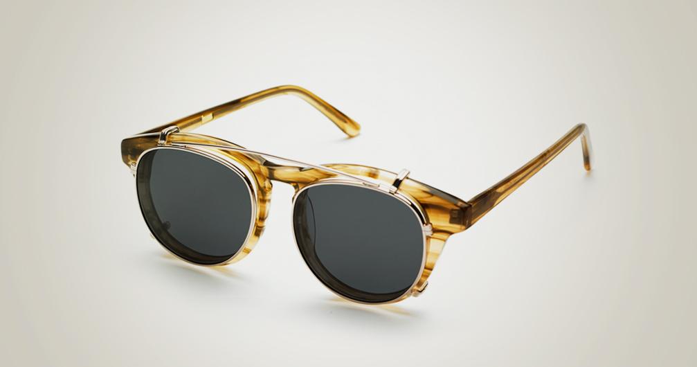 Clip On Sunglasses Eye Contact Opticians London